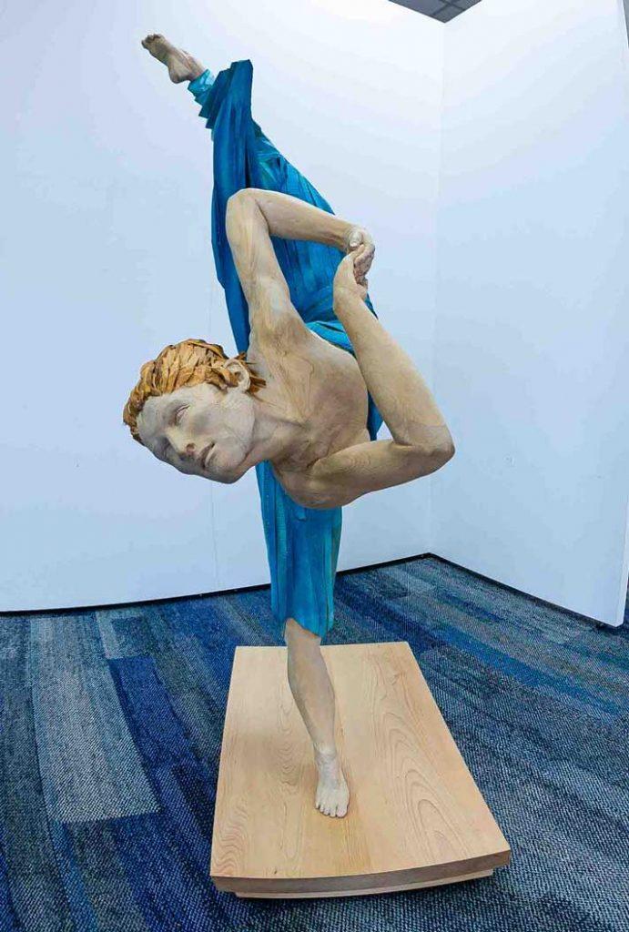 The Bow Sculpture by Gordon Becker