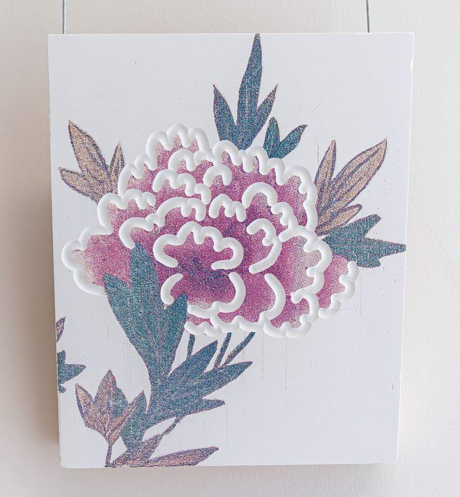 Retracing A Flower 3 Sangmin Lee
