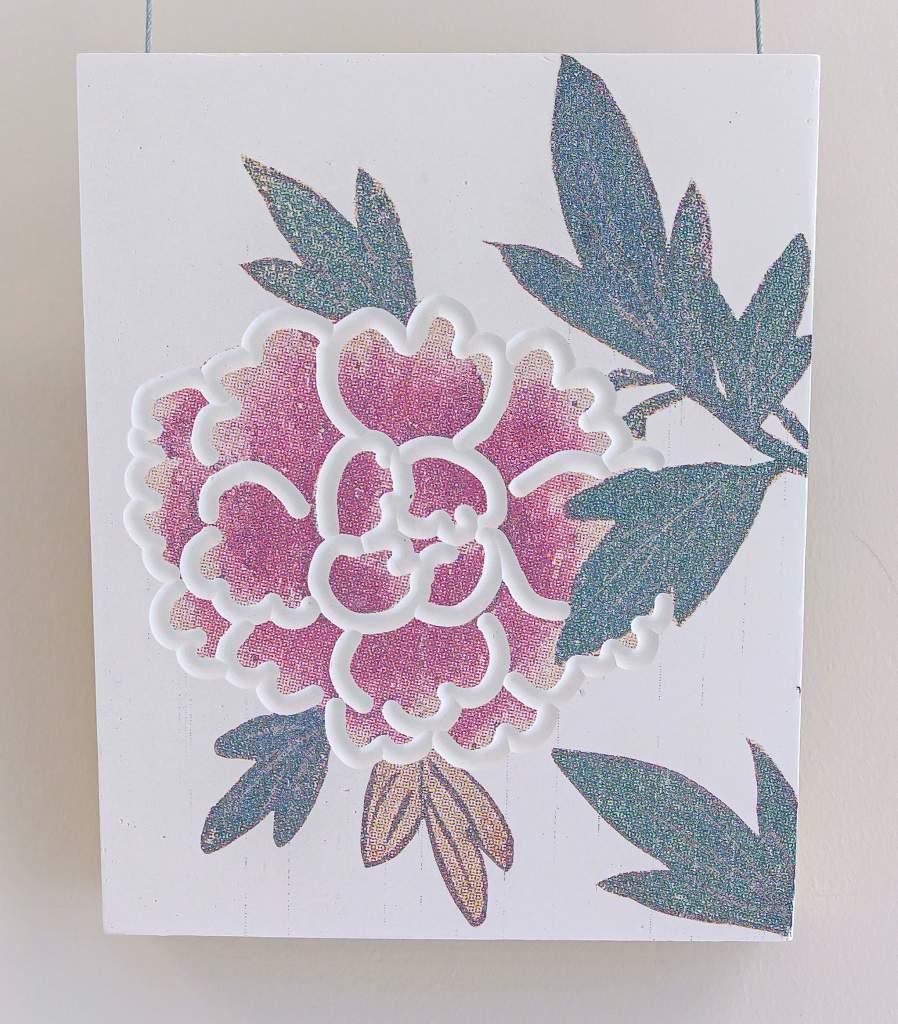 Retracing a Flower 1 Sangmin Lee