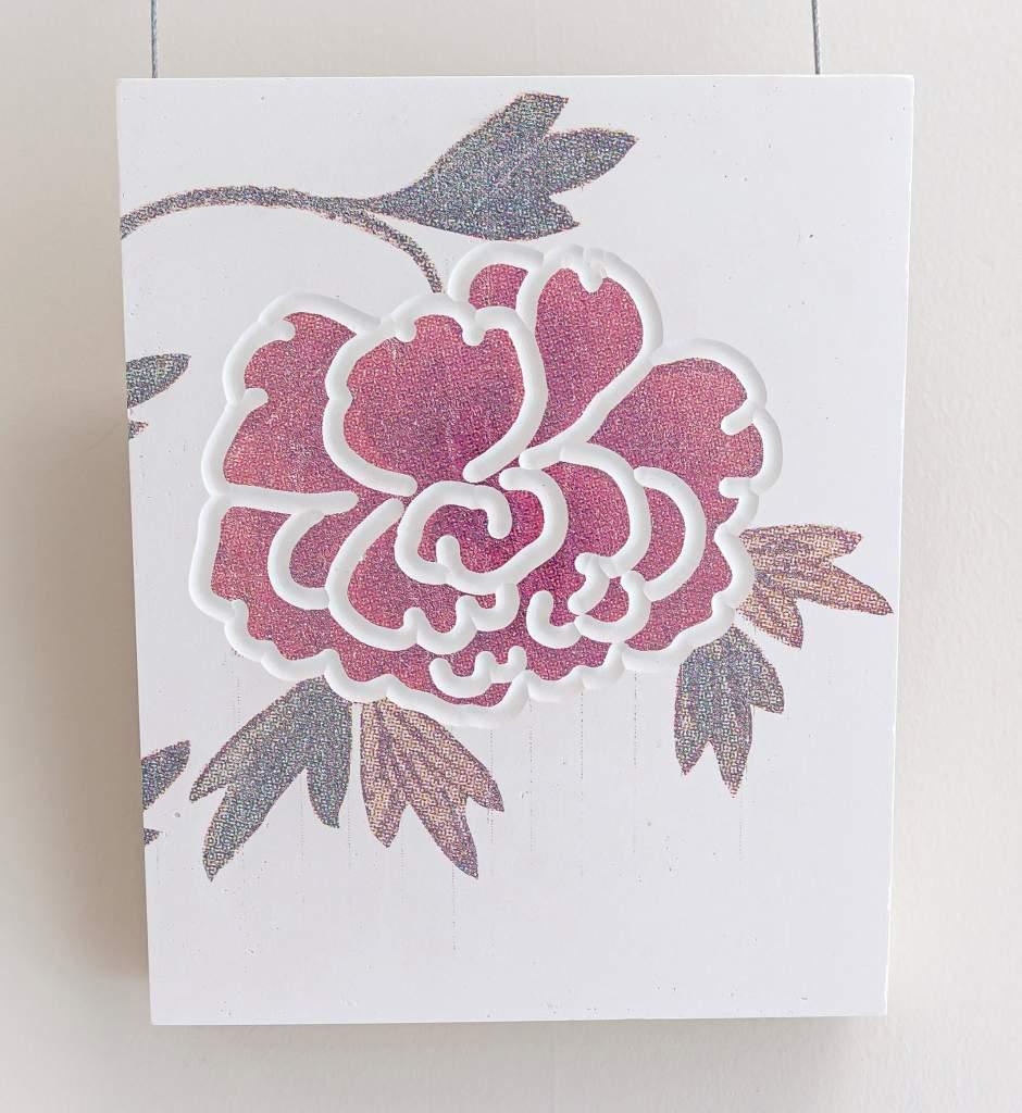 Retracing a Flower 2 Sangmin Lee